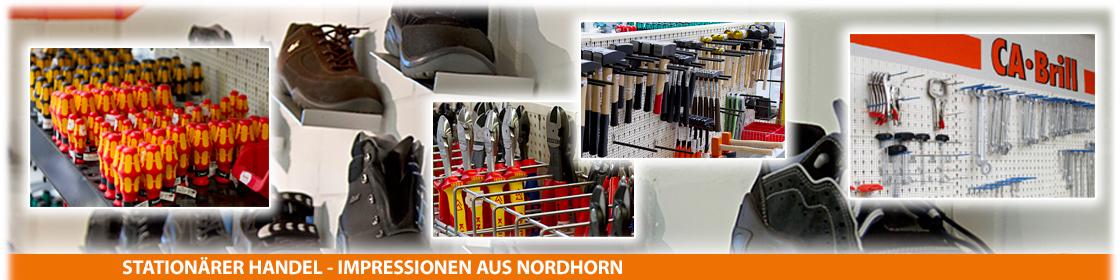 Stationärer Handel - Impressionen aus Nordhorn