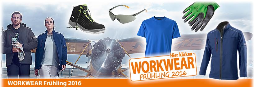 Workwear Frühling 2016